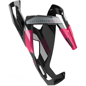 Elite Custom Race Plus Flaskeholder pink/sort